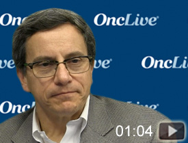 Dr. Gutierrez on the Safety Profile of Pembrolizumab-Based Combos in NSCLC