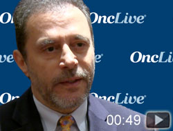 Dr. Kantarjian on Future Role of Chemotherapy in Patients With ALL
