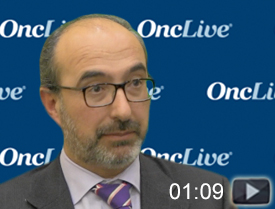 Dr. Hidalgo Medina on Treatment Considerations in Pancreatic Cancer