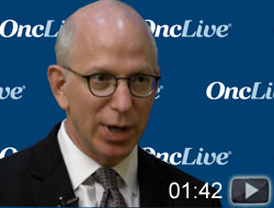 Dr. Sandler on Chemotherapy Combination Regimens in Prostate Cancer