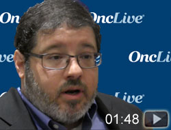 Dr. West on FDA Approval of Frontline Ceritinib for Frontline ALK+ NSCLC