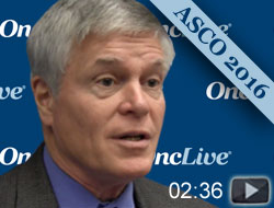 Dr. Hainsworth on Selecting Therapy Based on Genetics