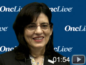 Dr. Halabi Discusses Overall Survival Between African-American and Caucasian Men With mCRPC