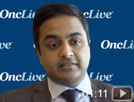 Dr. Hamid on the Exploration of Predictive Biomarkers in mHSPC Subtypes