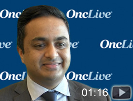 Dr. Hamid on a Potential Biomarker of Response to Docetaxel in mHSPC