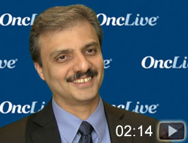 Dr. Hashmi on Imaging Modalities in Prostate Cancer
