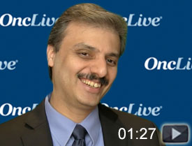 Dr. Hashmi on Immunotherapy in Prostate Cancer