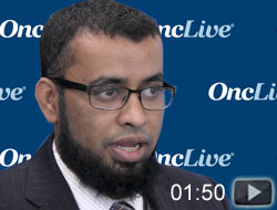 Dr. Haseebuddin on PD-1 Expression on Monocytes in RCC