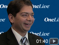 Dr. Husain on Monitoring the Emergence of T790M in Lung Cancer