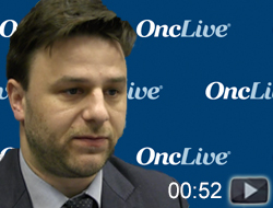 Dr. Hellmann on the Design of the CheckMate-032 Study for Lung Cancer