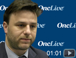Dr. Hellmann on Nivolumab in Combination with Ipilimumab for Small Cell Lung Cancer
