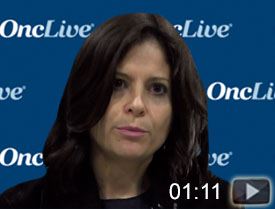 Dr. Hellmann on Benefit of PARP Inhibitors in Patients With Ovarian Cancer
