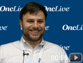 Dr. Hellmann on Tumor Mutational Burden in NSCLC