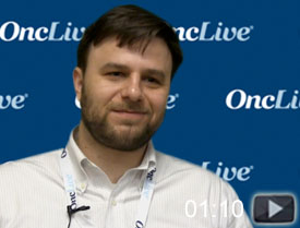 Dr. Hellmann on Tumor Mutational Burden Testing in Patients With Lung Cancer