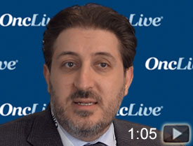 Dr. Eradat on Novel Therapy Vs Chemotherapy in CLL