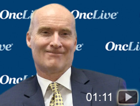 Dr. Herzog on the Optimal Use of Bevacizumab in Patients With Ovarian Cancer
