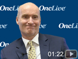 Dr. Herzog on Novel Therapies in Ovarian Cancer