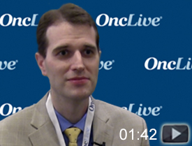 Dr. Heyman on Frontline Treatment Options in Follicular Lymphoma