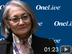 Dr. Higano on Docetaxel for Hormone-Sensitive Prostate Cancer