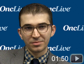 Dr. Hilal on the Benefit of Maintenance Rituximab in Patients With MCL