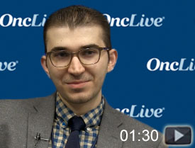 Dr. Hilal Discusses Rituximab Maintenance in Mantle Cell Lymphoma