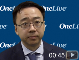 Dr. Ho on First-Line TKI Monotherapy in mRCC