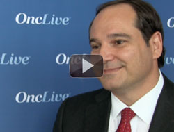 Dr. Hoff on Delivering Chemotherapy Until Progression Versus Complete Stop in mCRC