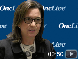 Dr. Hoffman-Censits on Challenges With Sequencing for Urothelial Carcinoma
