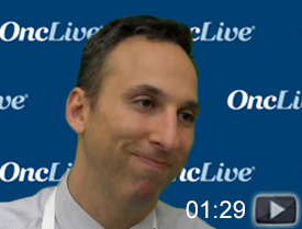 Dr. Hoffman on Anticipated Developments in Multiple Myeloma