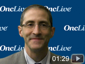 Dr. Horowitz on Frontline Strategies in Newly Diagnosed Ovarian Cancer