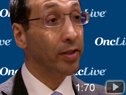 Dr. Horwitz on Combination CHOP Regimens in Peripheral T-cell Lymphoma