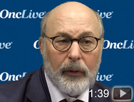 Dr. Hochster on the Safety Analysis of TAS-102 in CRC and Gastric/GEJ Cancer