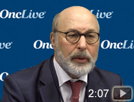 Dr. Hochster on SWOG S1513 Results in Pancreatic Cancer