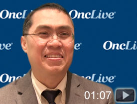 Dr. Htut on CAR T-Cell Therapy in Patients With Multiple Myeloma
