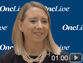 Dr. Hudson on the Utility of Liquid Biopsy in Metastatic Lung Cancer