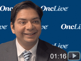 Dr. Husain on Liquid Biopsy Versus Tissue Biopsy in NSCLC
