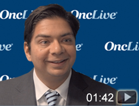 Dr. Husain on the Evolution of Liquid Biopsies in Lung Cancer