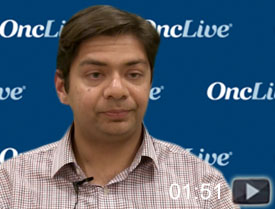 Dr. Husain on Plasma-Based Testing in Lung Cancer
