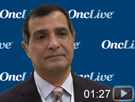 Dr. Hussein on the Evolution of Treatment in HCC
