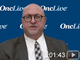 Dr. Ilson Discusses the Optimal Adjuvant Therapy for Resectable Gastric Cancer