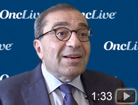 Dr. Tabbara on Treatment for Transplant-Eligible and -Ineligible Patients With Multiple Myeloma