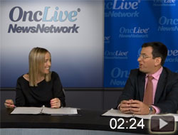 Experience With I-O Therapies in Second-Line NSCLC