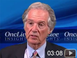 Triggers to Initiate Therapy for Follicular Lymphoma