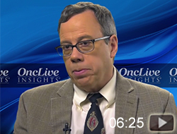 Goals of Therapy for Relapsed Myeloma