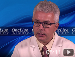 Optimal Timing of JAK Inhibition in Myelofibrosis