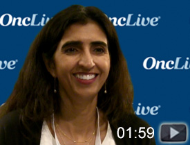 Dr. Iqbal on Treatment Options for Patients With Neuroendocrine Tumors