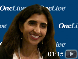 Dr. Iqbal on the Biggest Advance in the Treatment of Neuroendocrine Tumors