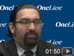 Dr. Iyengar on the Rationale Behind Hypofractionated Radiation in NSCLC