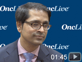 Dr. Iyer on Investigational FGFR Inhibitors in Metastatic Urothelial Carcinoma