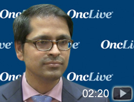 Dr. Iyer on TRAEs With Erdafitinib in Urothelial Cancer